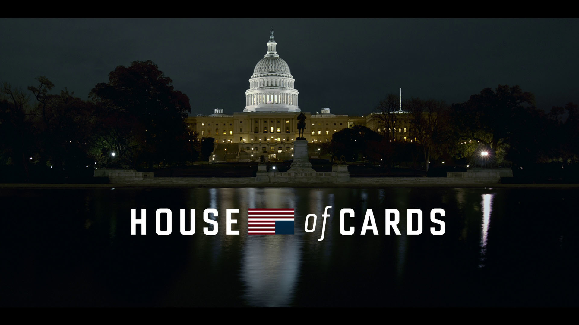 The Capitol, House of Cards wallpaper