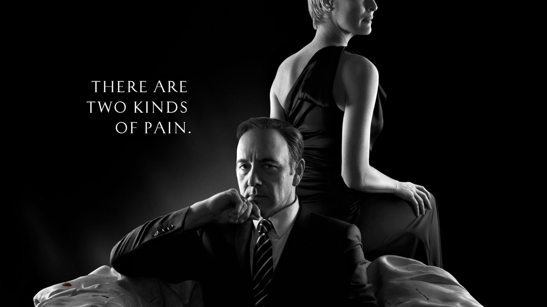 … House Of Cards Claire Cast Wallpaper
