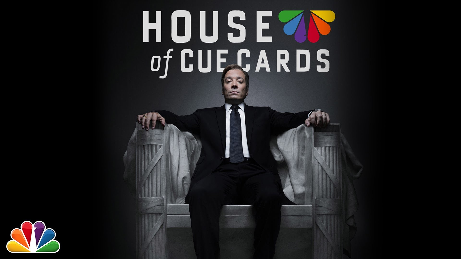 """""""House of Cue Cards"""" (Part 1 of 2) – The Tonight Show Starring Jimmy Fallon  – YouTube"""