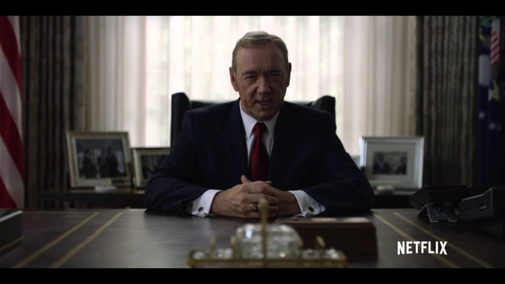 House of Cards – Official Trailer Season 4