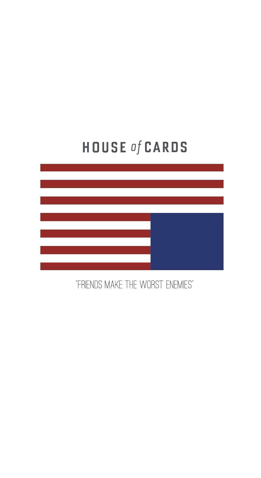 [Wallpaper] any house of cards fans? I made this wallpaper for you all …