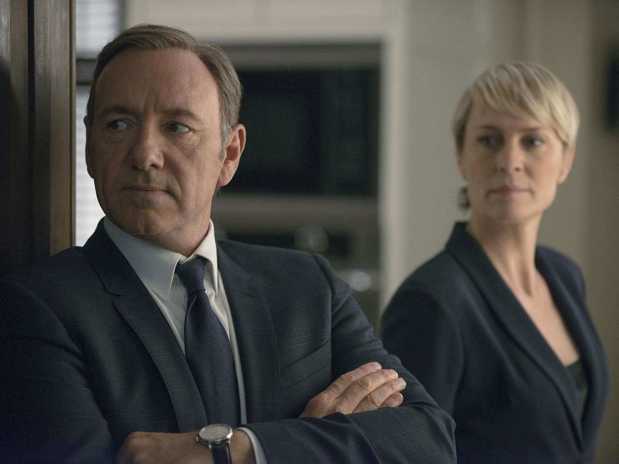 Netflix confirms House of Cards season 4 is officially happening next year    The Independent