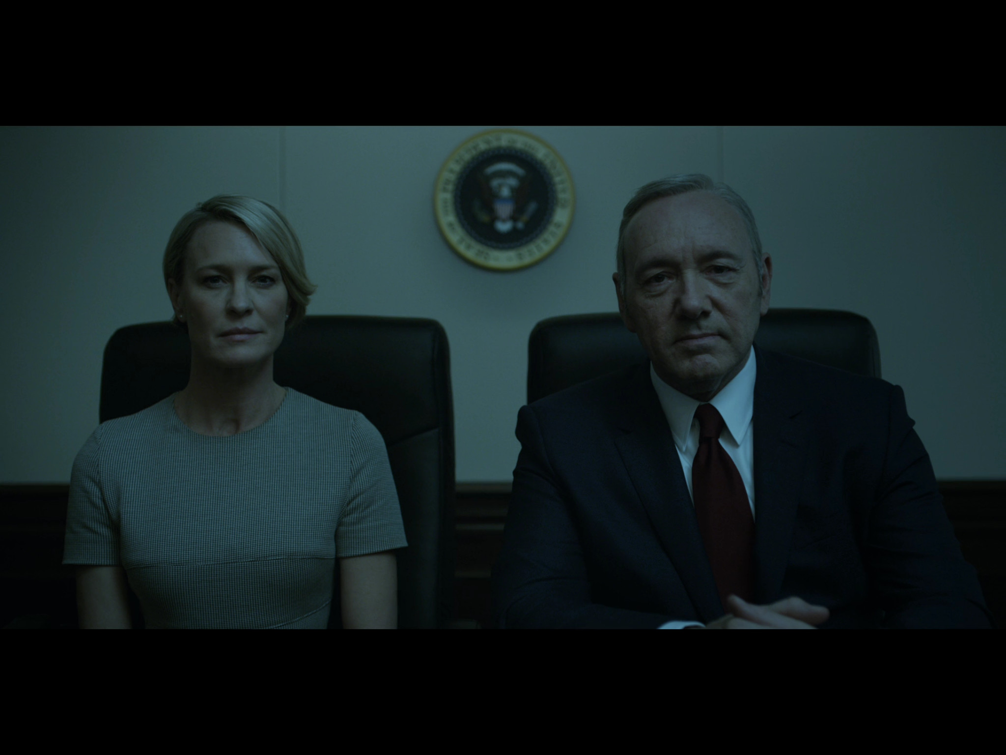 House of Cards Season 4 couple pic