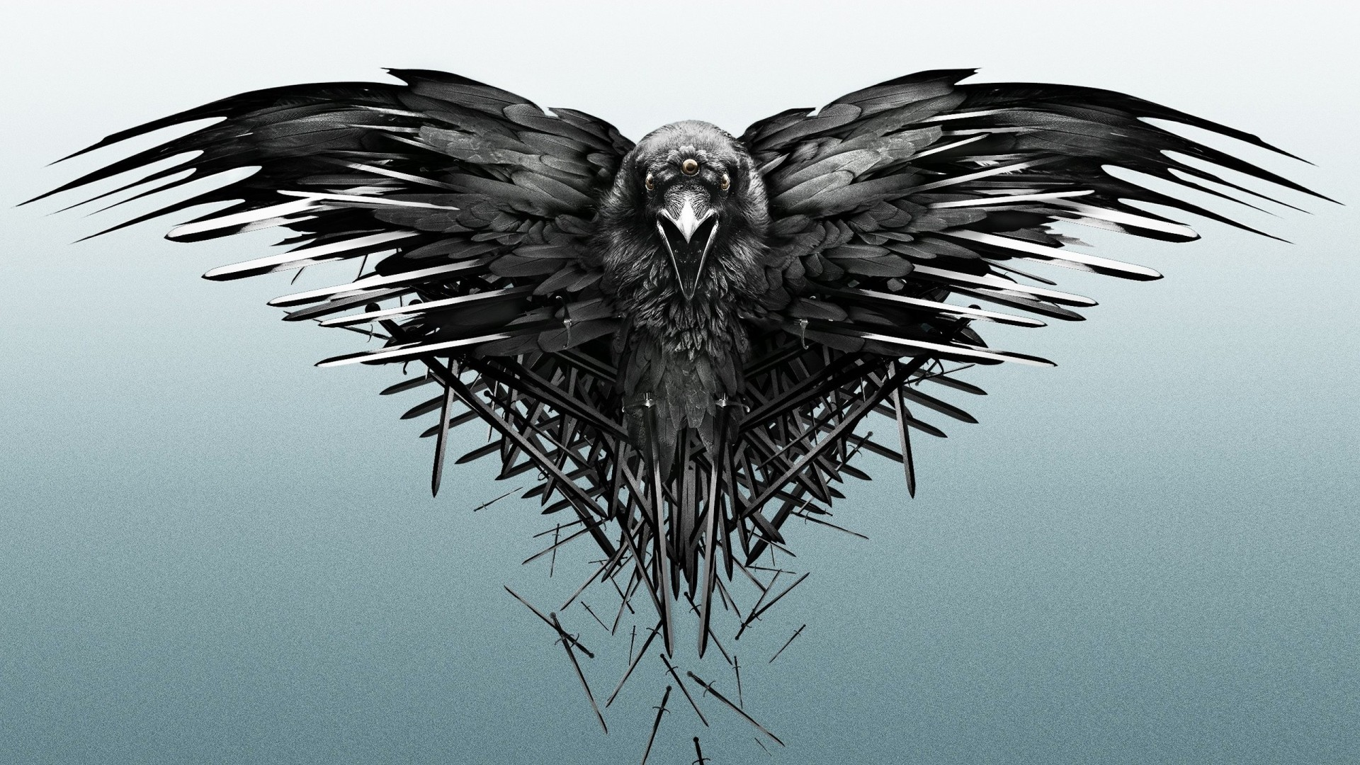 Wallpaper game of thrones, game, raven