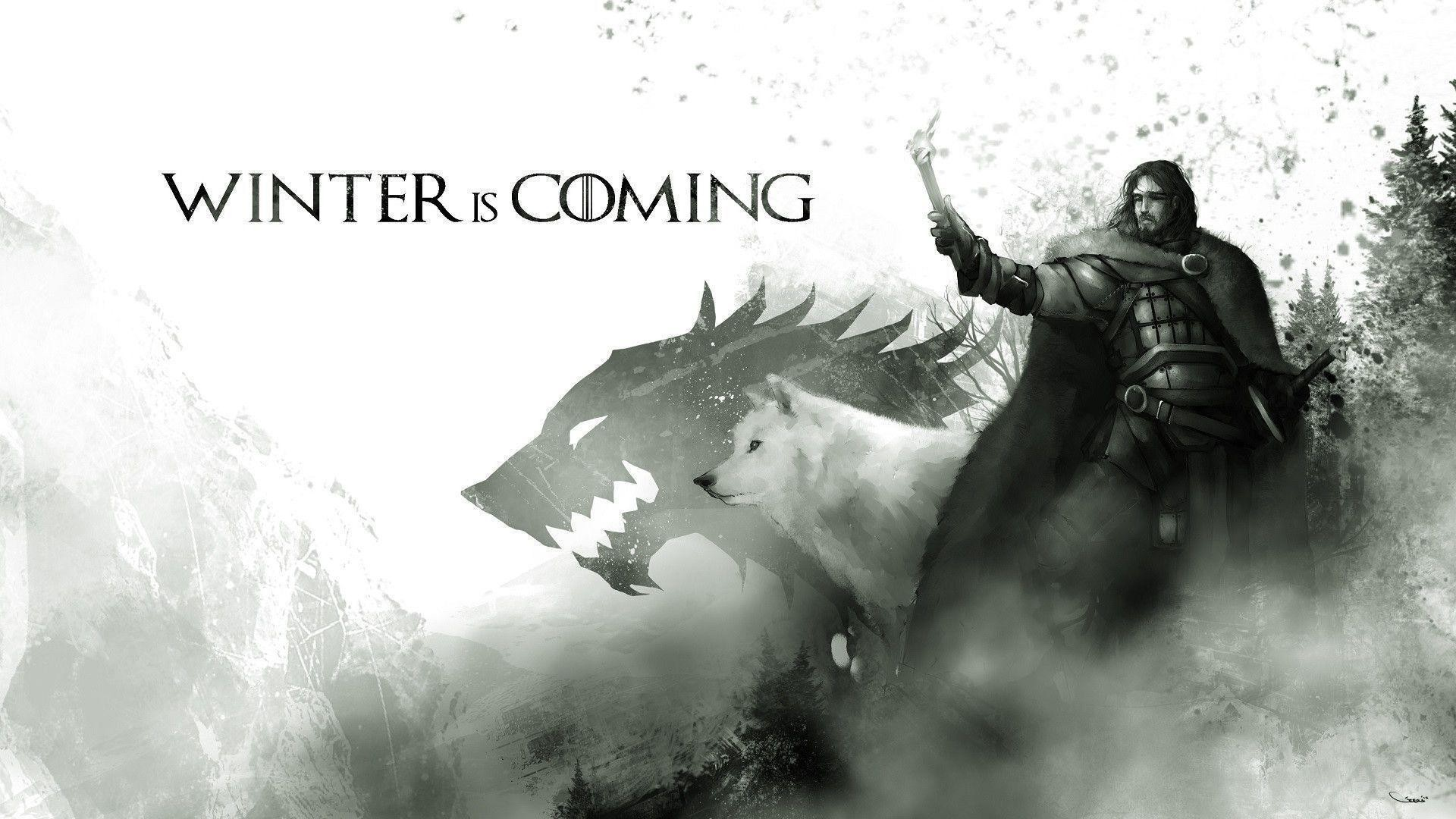 Wallpapers For > Game Of Thrones Wallpaper Hd Winter Is Coming