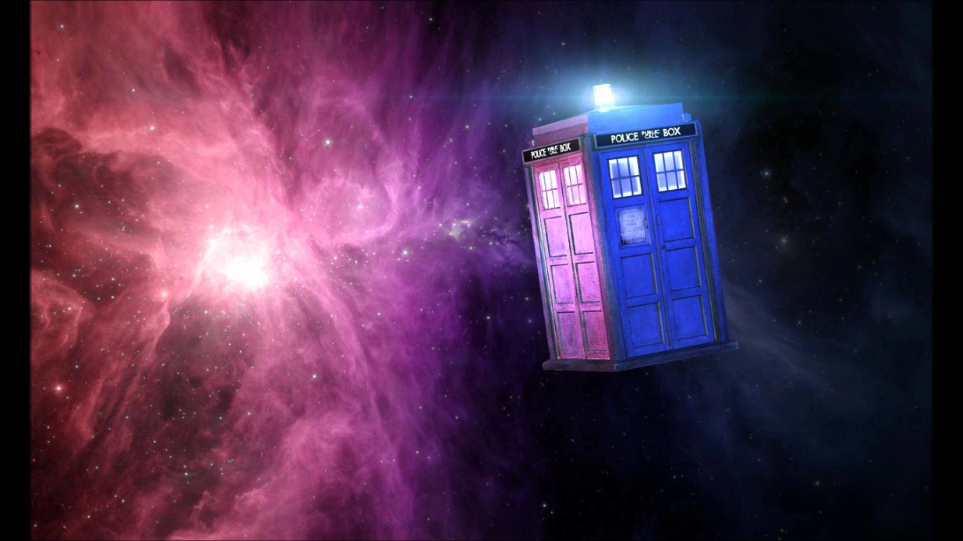 The acronym TARDIS stands for Time And Relative Dimension In Space. The  TARDIS also changes its appearance to blend in with its surroundings.