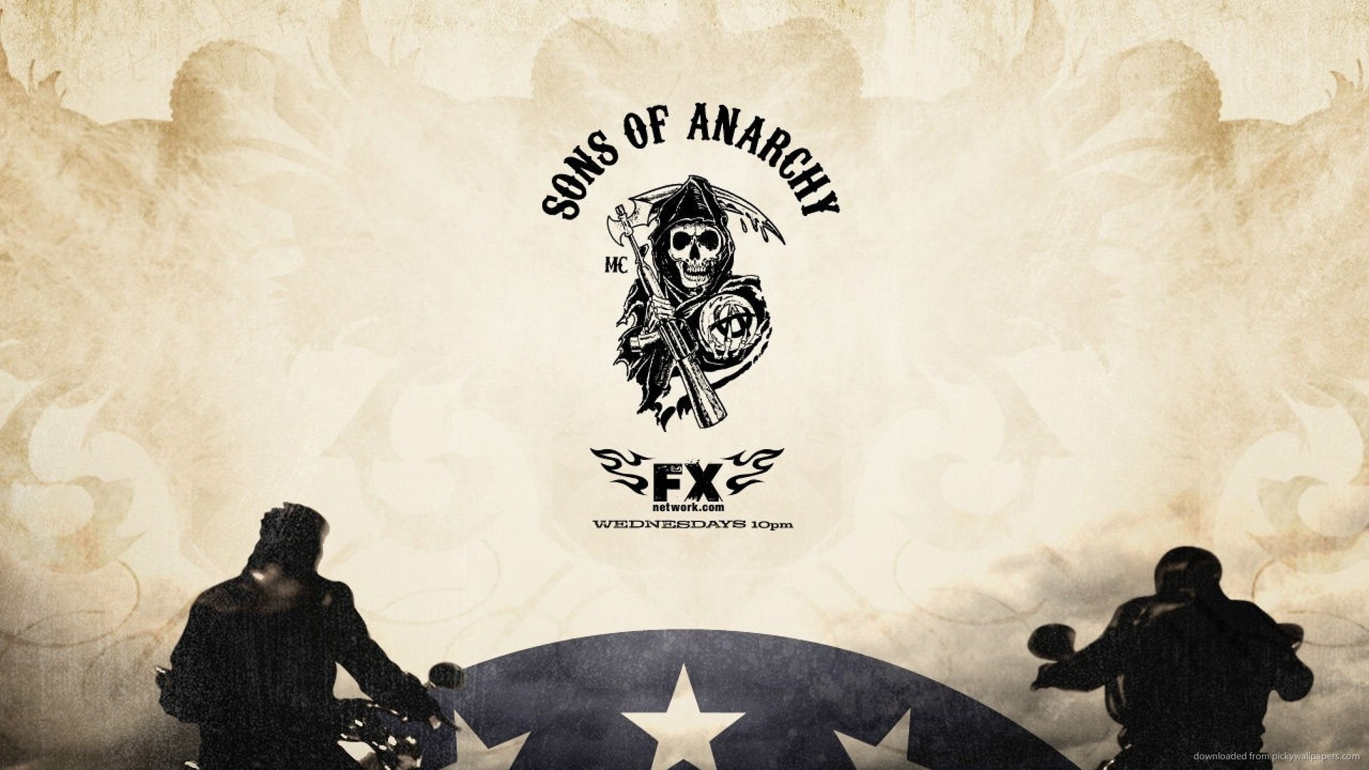Sons Of Anarchy Logo picture