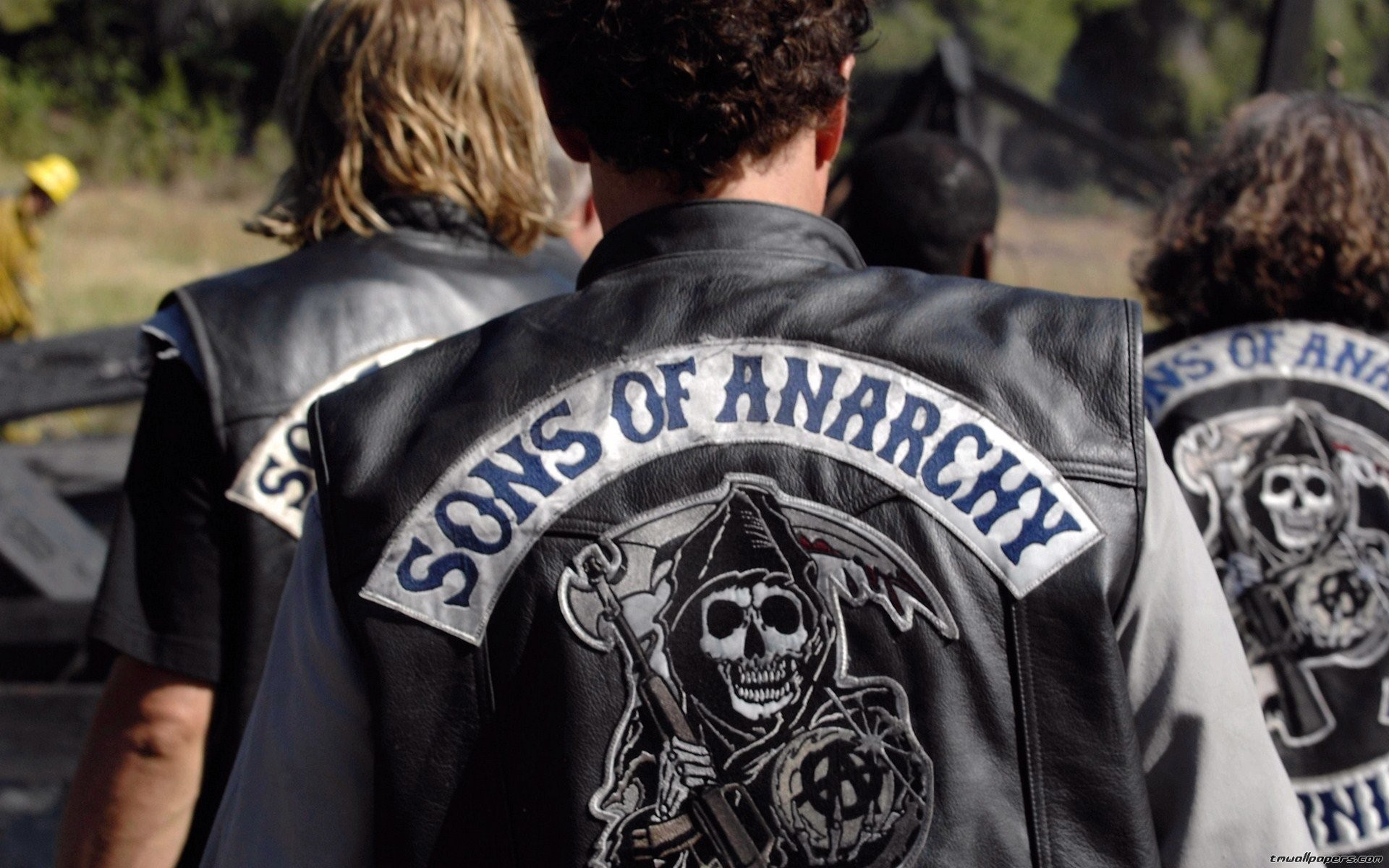 TV Show – Sons Of Anarchy Wallpaper