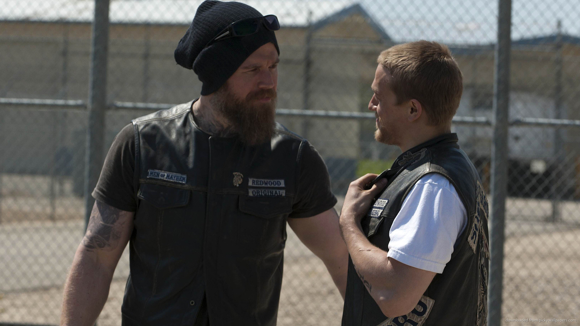 Sons Of Anarchy Opie picture