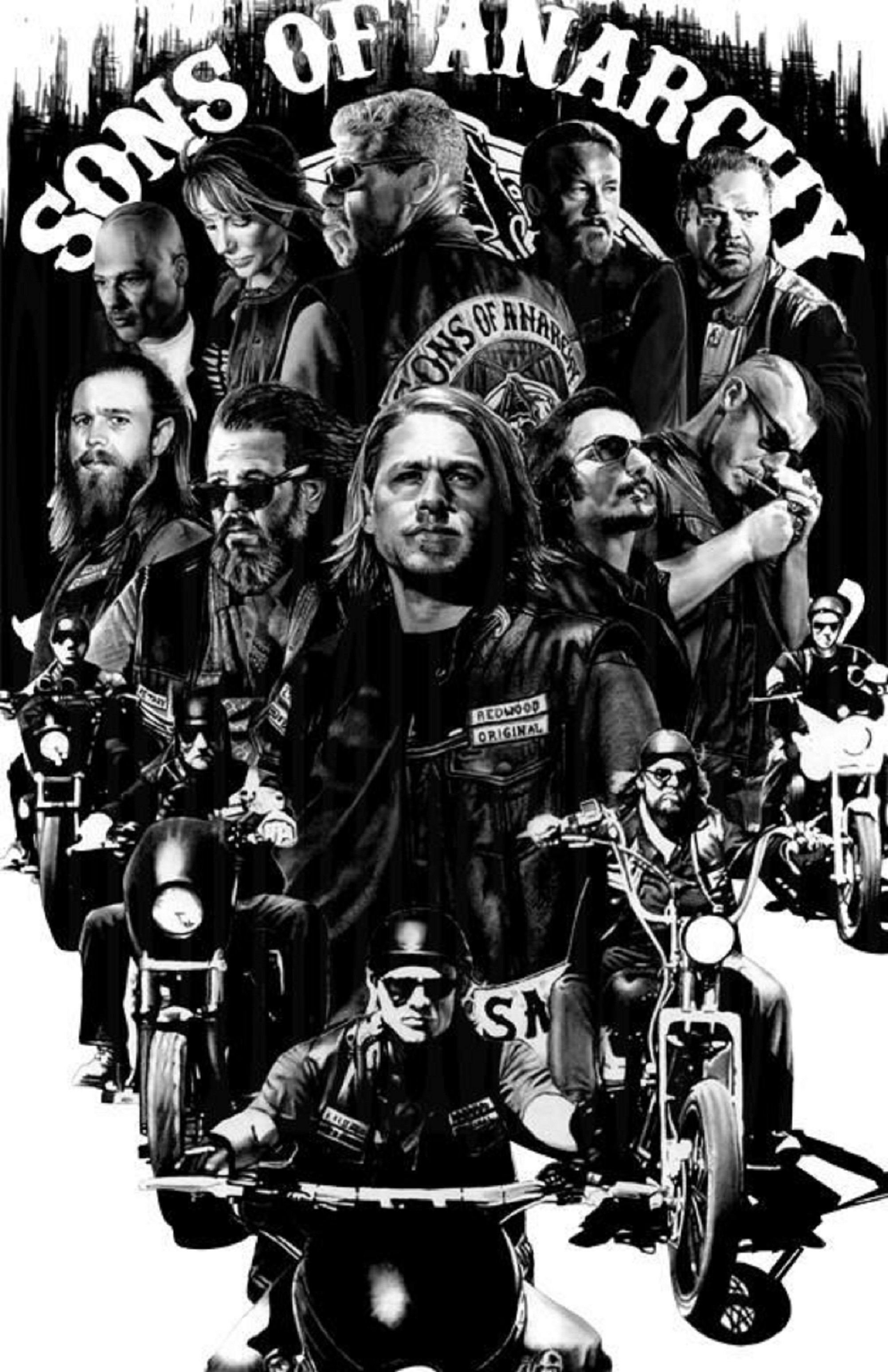 Explore Fan Poster, Sons Of Anarchy, and more!