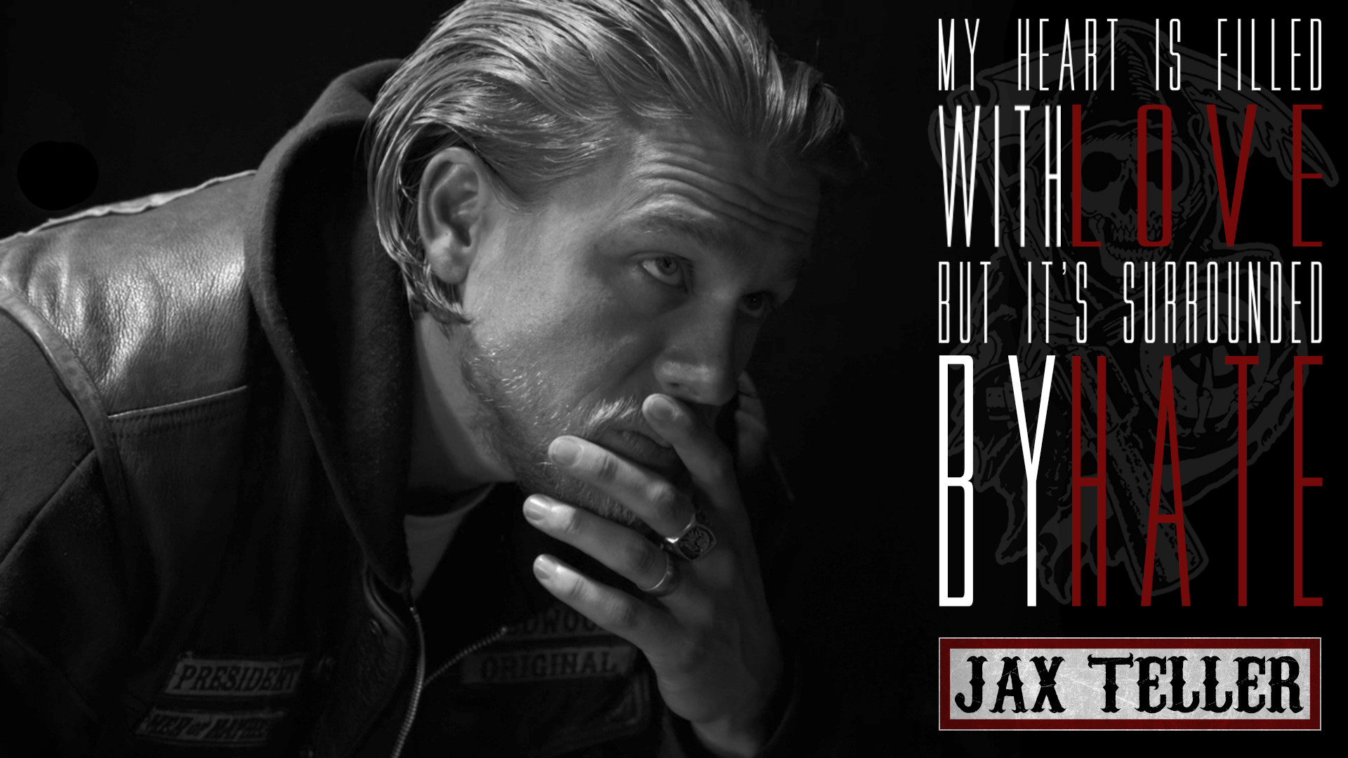 … CoppersGraphics Sons of Anarchy – Jax Teller – Fan Art by  CoppersGraphics