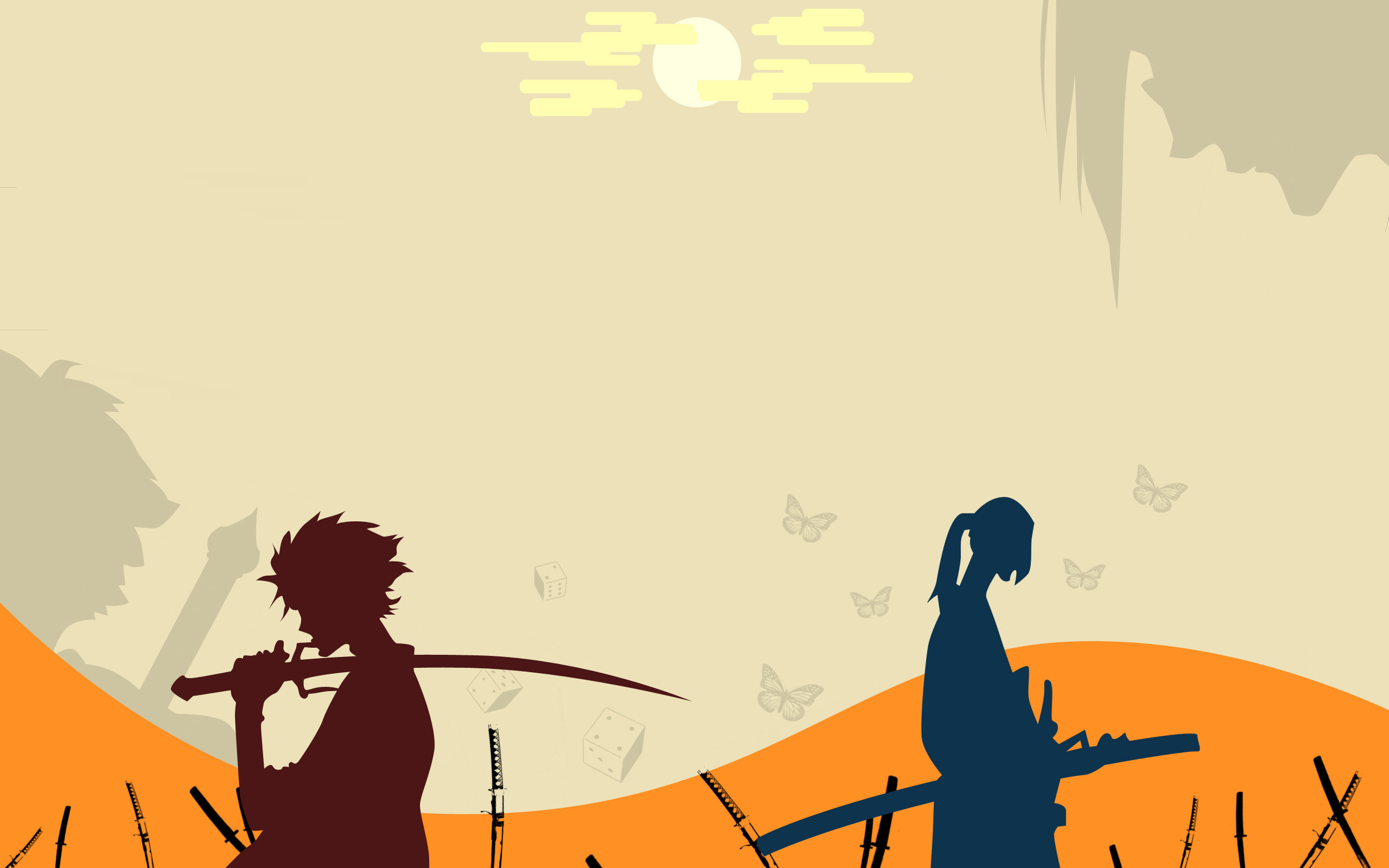 HD Wallpaper | Background ID:215328. Anime Samurai Champloo. 8  Like. Favorite