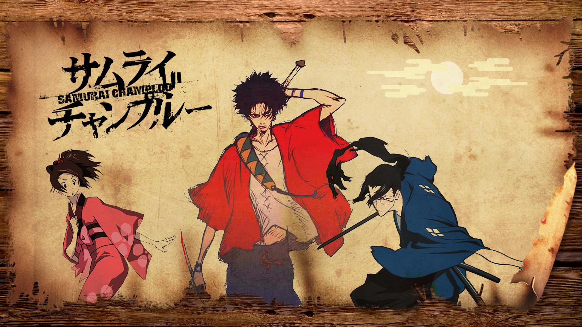 Samurai Champloo Wallpaper by ToNyZeX1995 Samurai Champloo Wallpaper by  ToNyZeX1995
