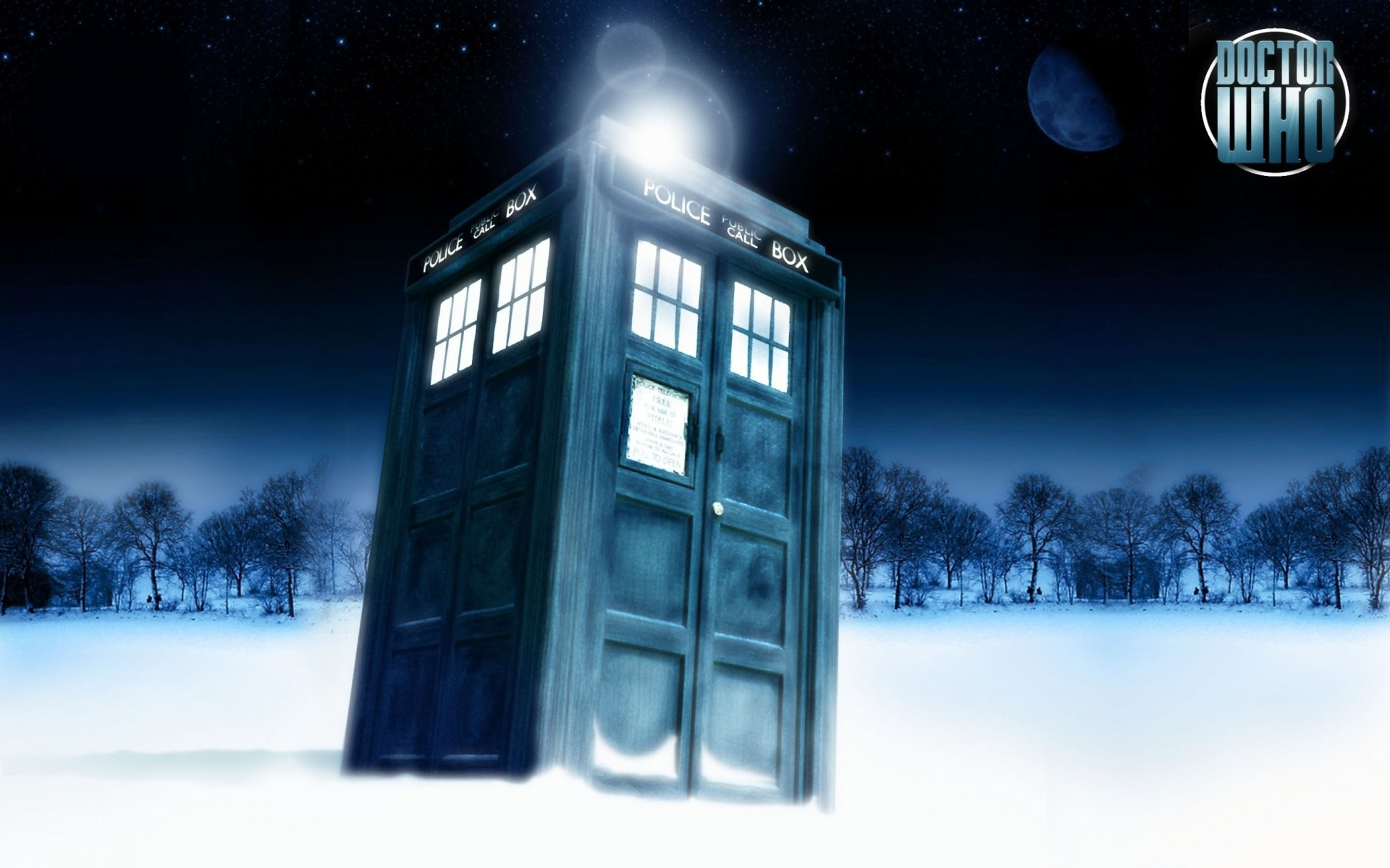 Doctor Who TARDIS Wallpapers HD Desktop and Mobile Backgrounds