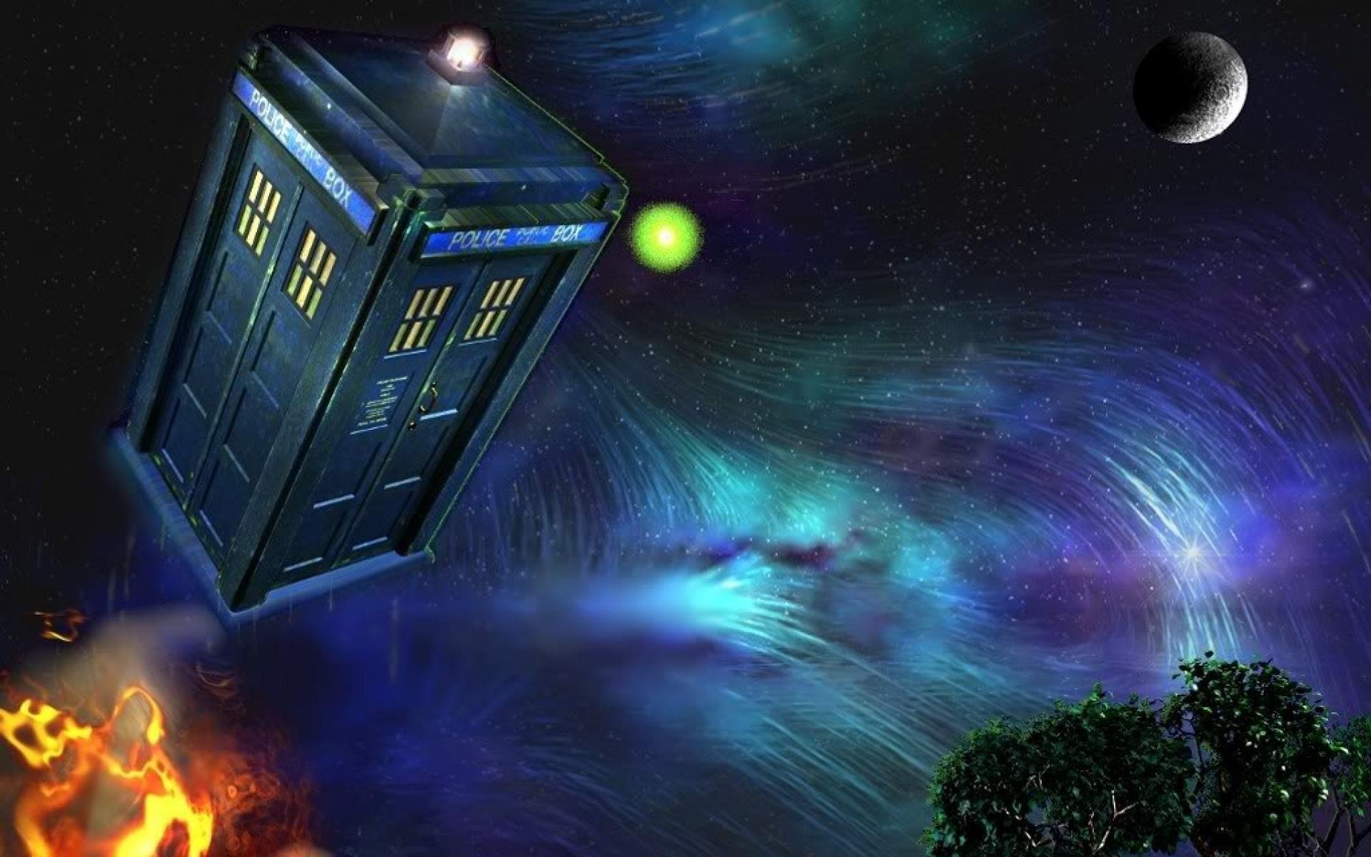 Doctor Who Desktop