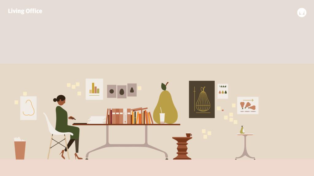 Herman Miller's Living Office Desktop Wallpapers