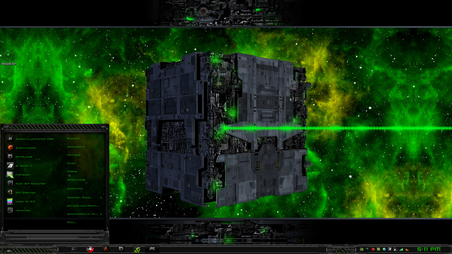 To all VC members you will now be assimilated into the Borg Collective. As  promised to round out the Star Trek themes here comes the Borg Resistance  is …