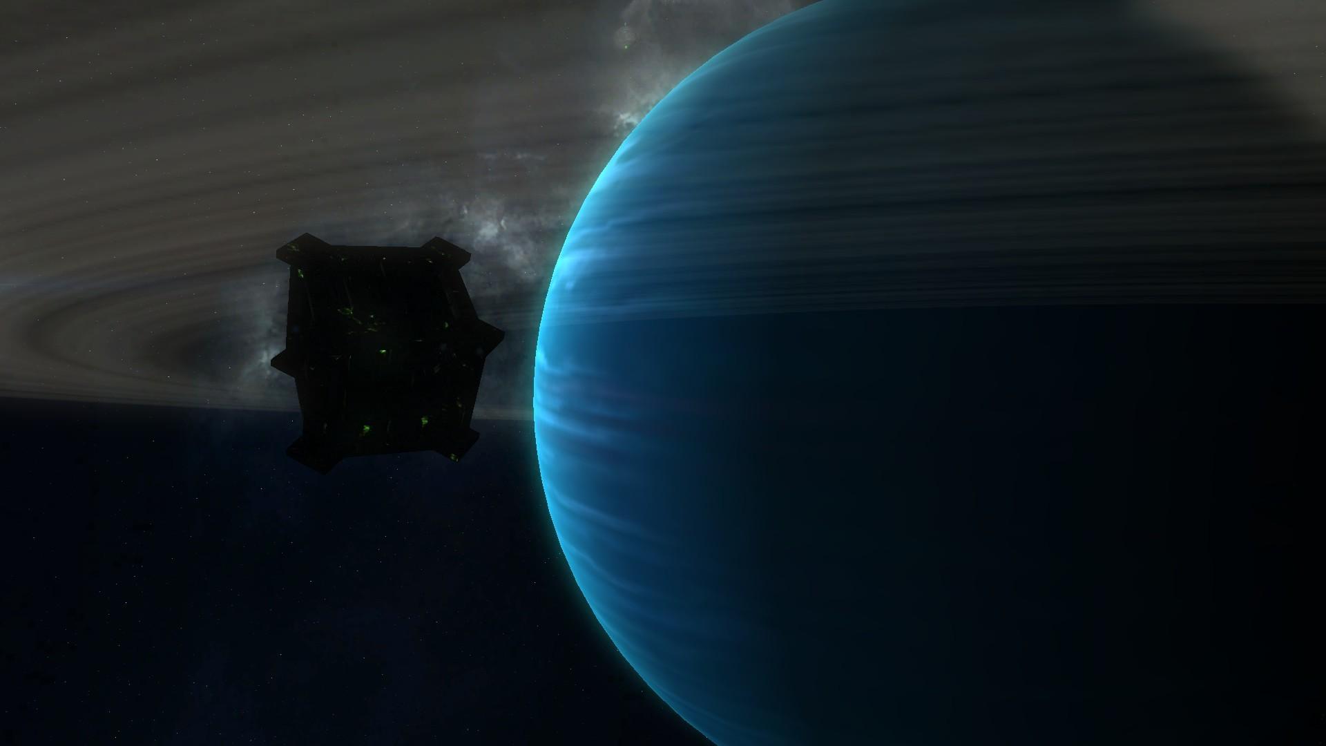 Report RSS The Borg probing Uranus (view original)