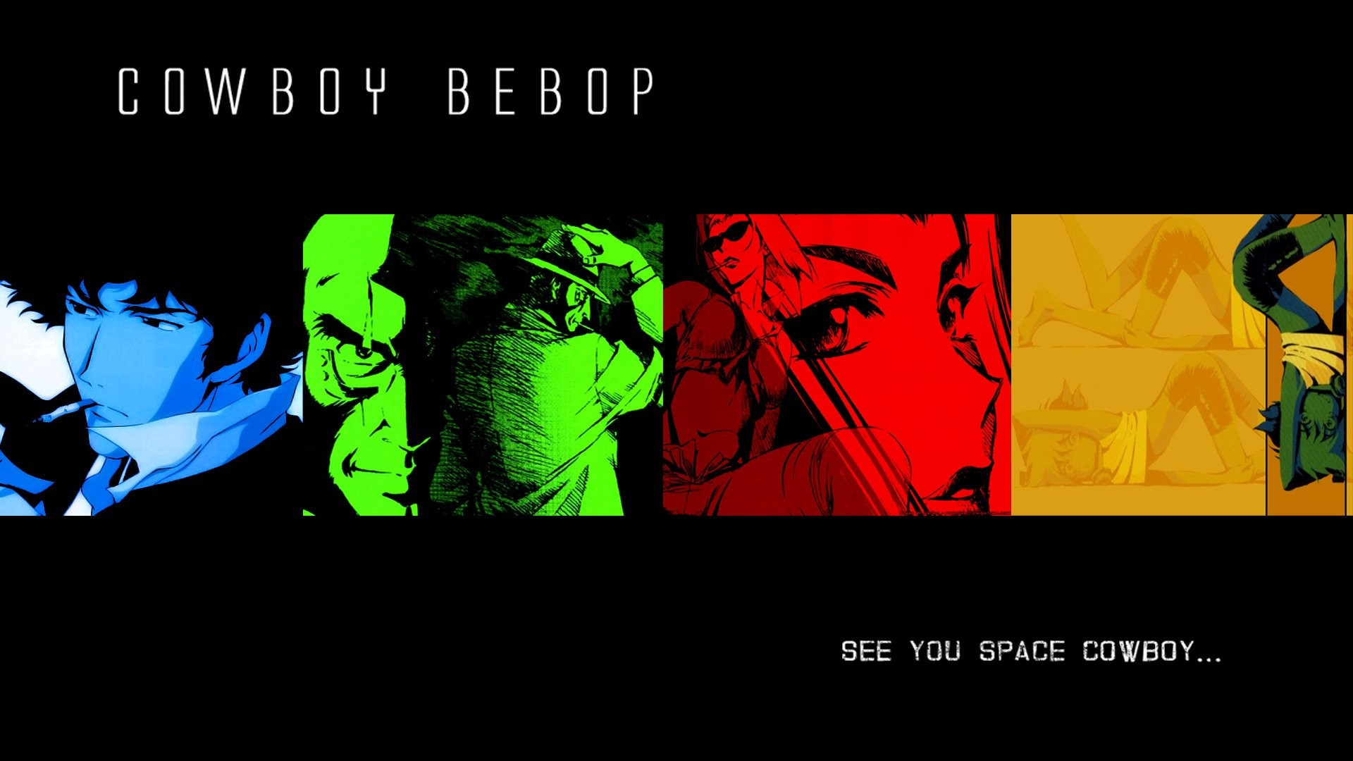Anime – Cowboy Bebop Wallpaper