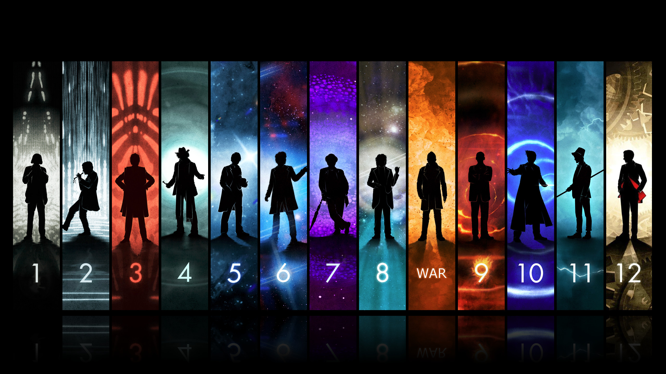 Doctor Who Wallpaper All Doctors 50th anniversary doctors 0 HTML code. Share