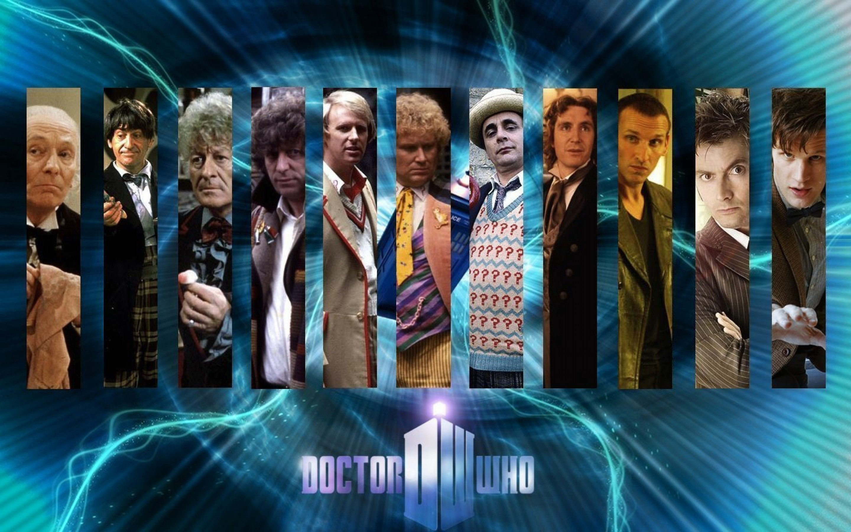 Doctor Who Doctors; doctor who all doctors
