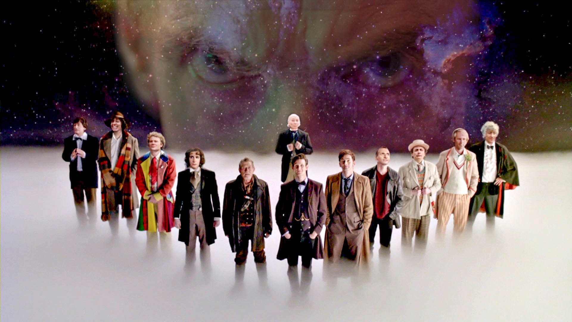 … Doctor Who (10) …
