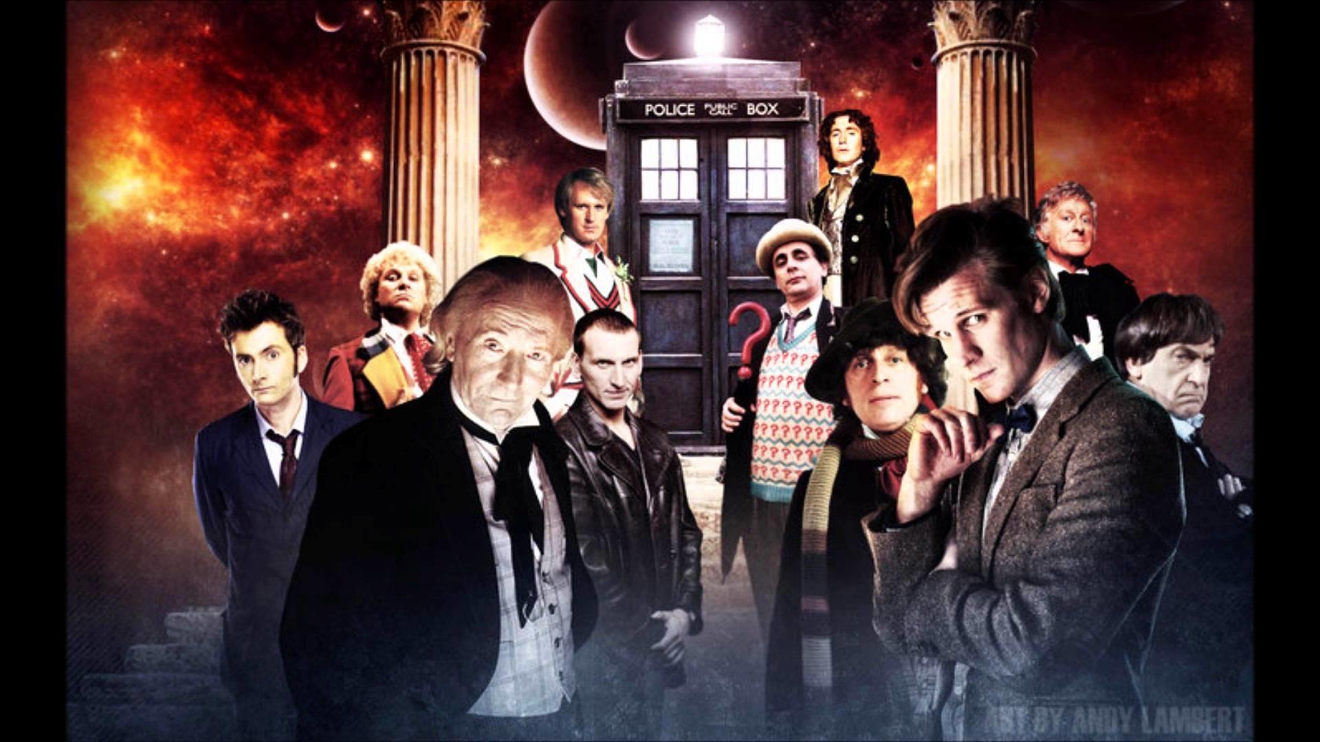 the 12 doctors