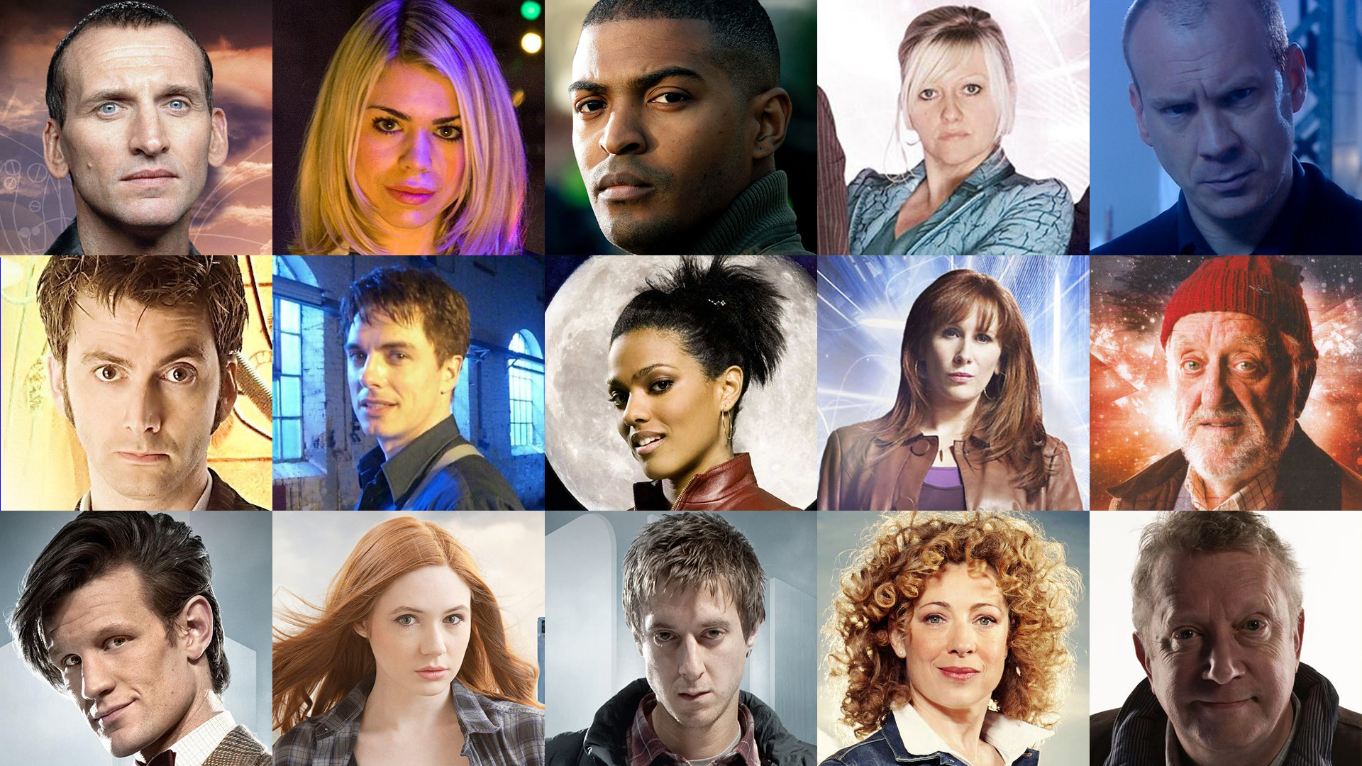 doctor_who__companions__friends_by_rrpjdisc-d5gehz1.jpg (1920×1080) | Doctor  WHO | Pinterest | Eleventh doctor, Bad wolf and Superwholock