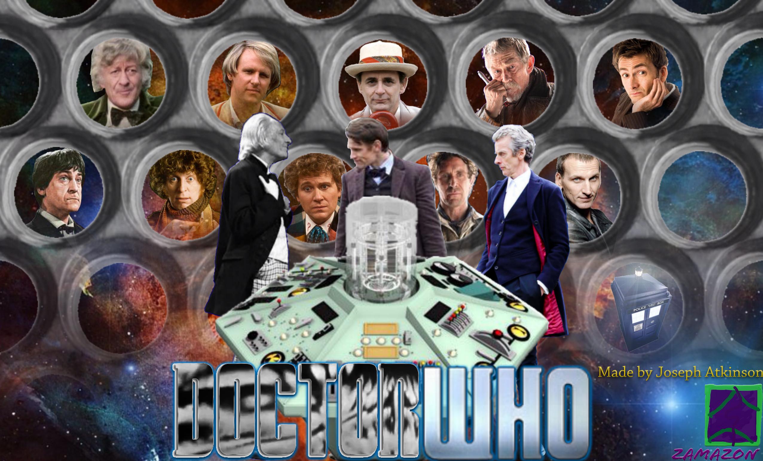 The 13 doctors by vvjosephvv The 13 doctors by vvjosephvv