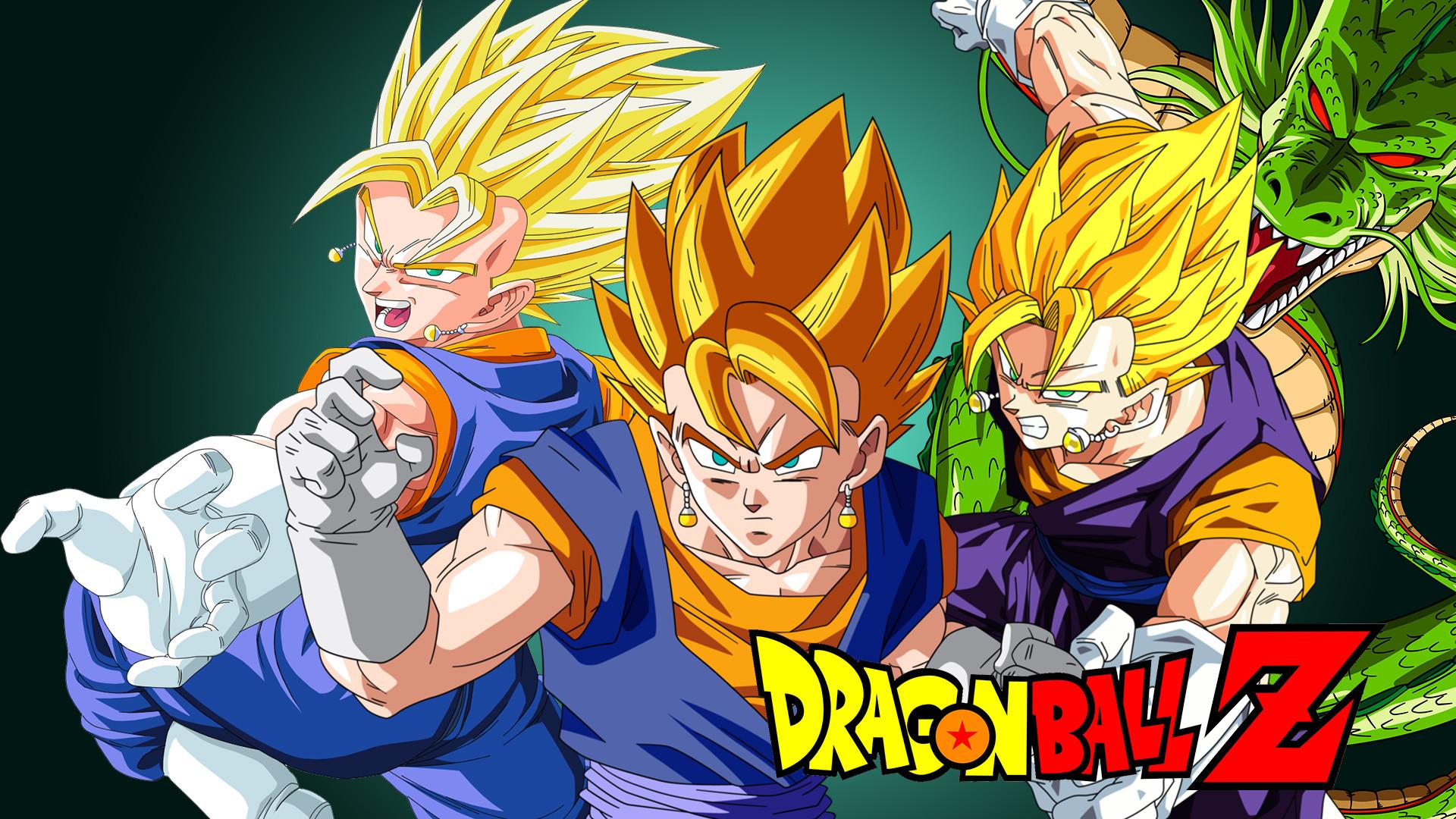 Super Vegito Dragon Ball Z Wallpaper HD #1482