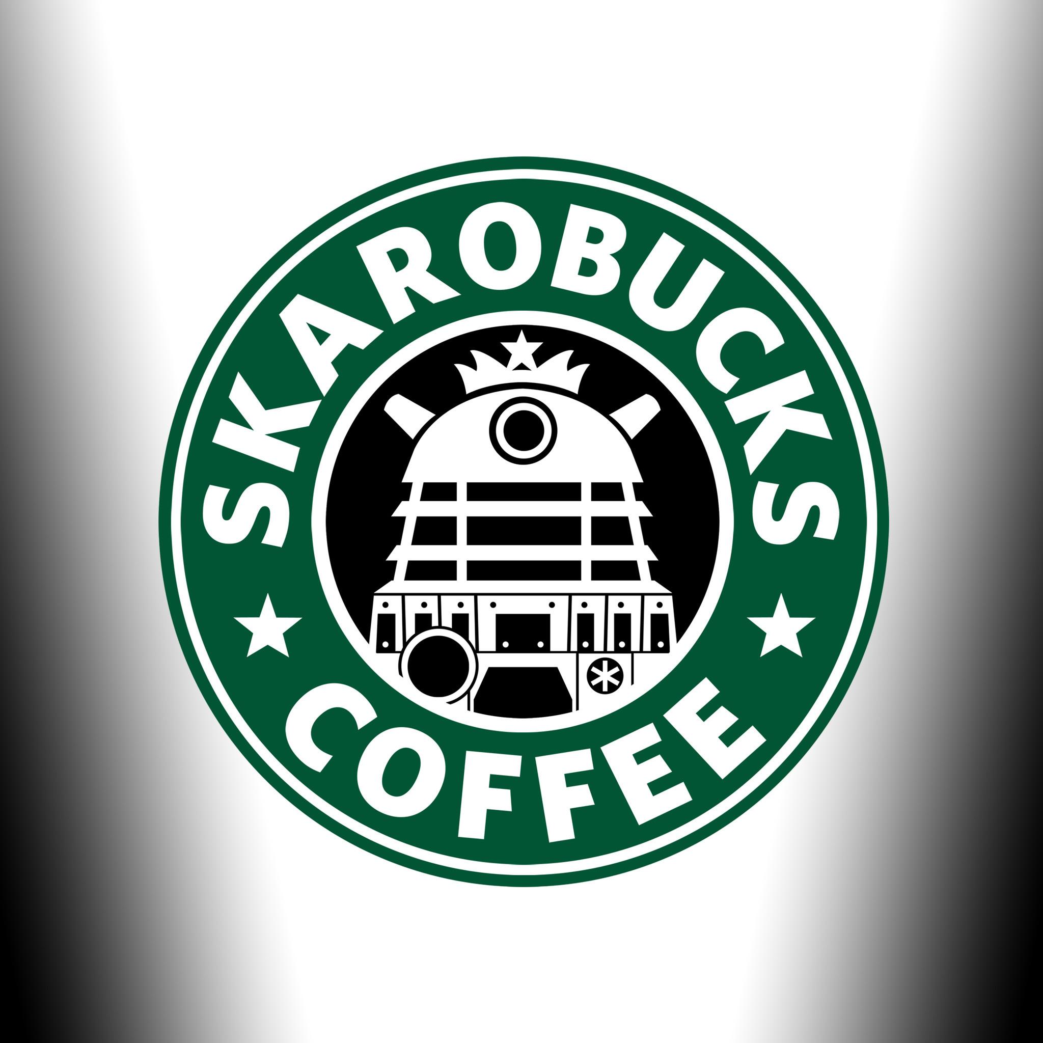 Skarobucks – iPad – Green