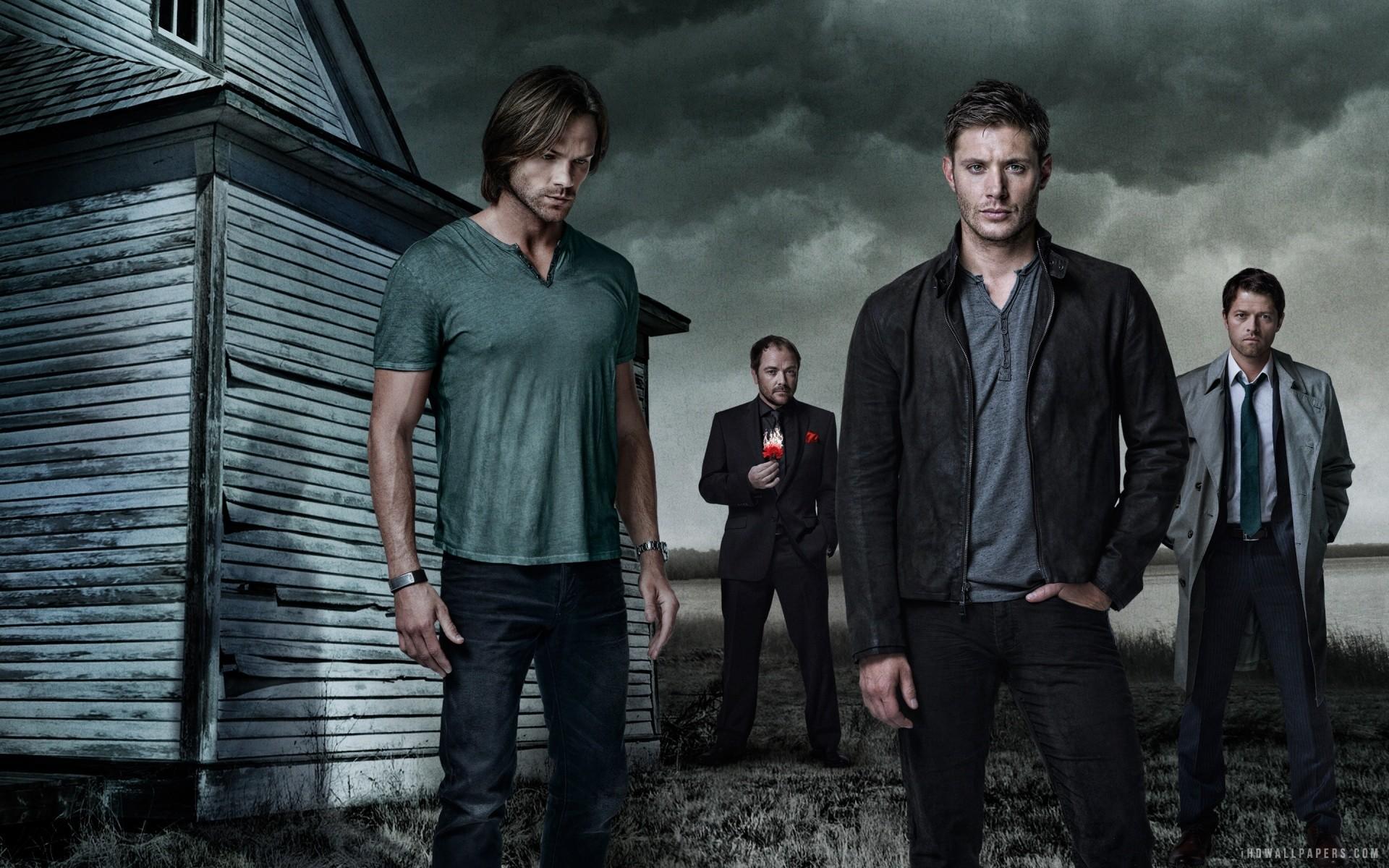 Supernatural Season 9 HD Wallpaper – iHD Wallpapers