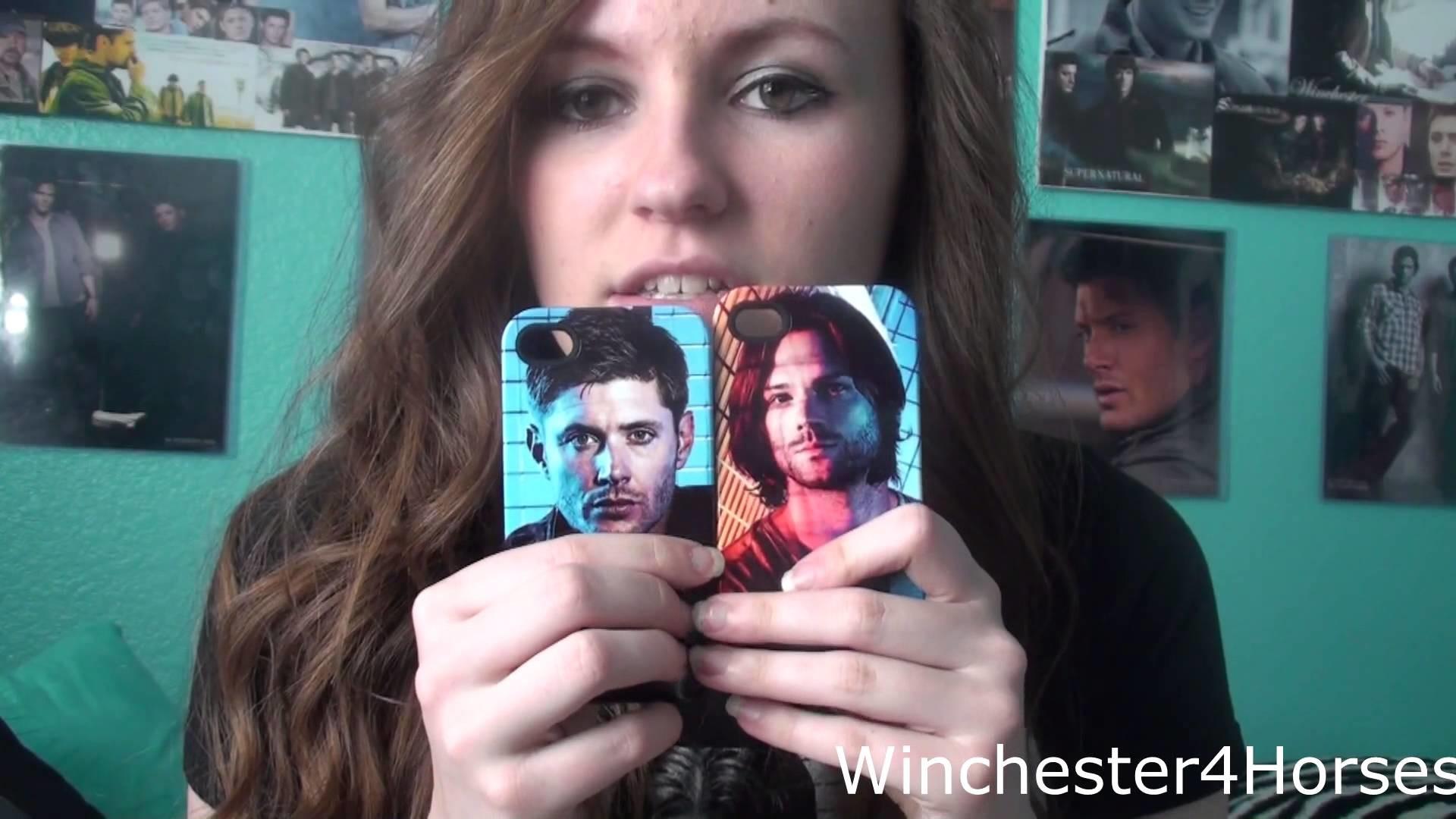 WBshop com New Supernatural Season 9 Phone Cases