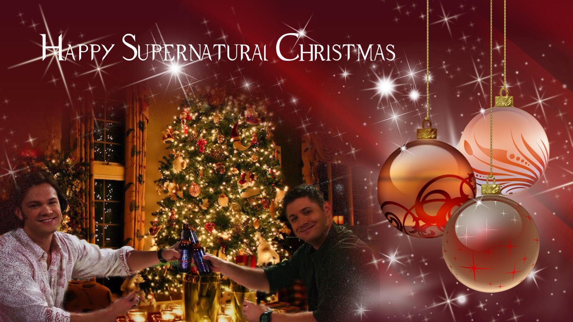 Supernatural Christmas – Supernatural Wallpaper (27992536) – Fanpop