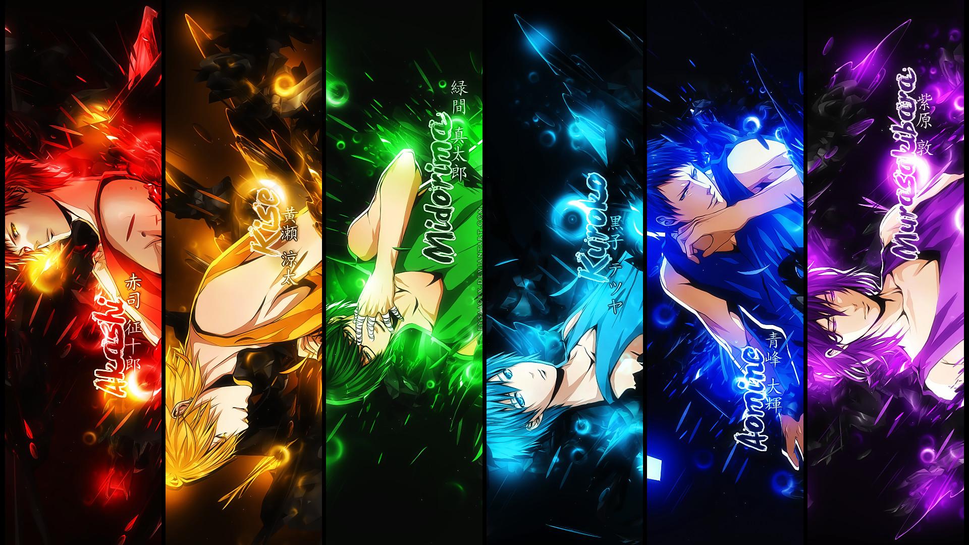 HD Wallpaper   Background ID:814009. Anime Kuroko's Basketball