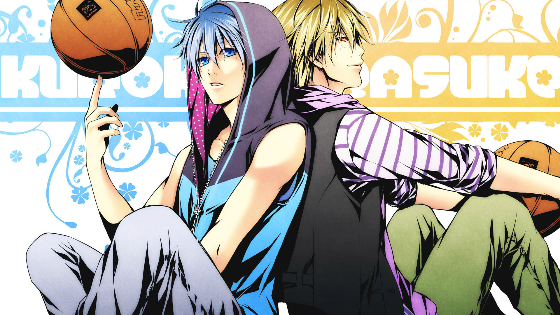Kuroko's Basketball Cast 19 Free Wallpaper