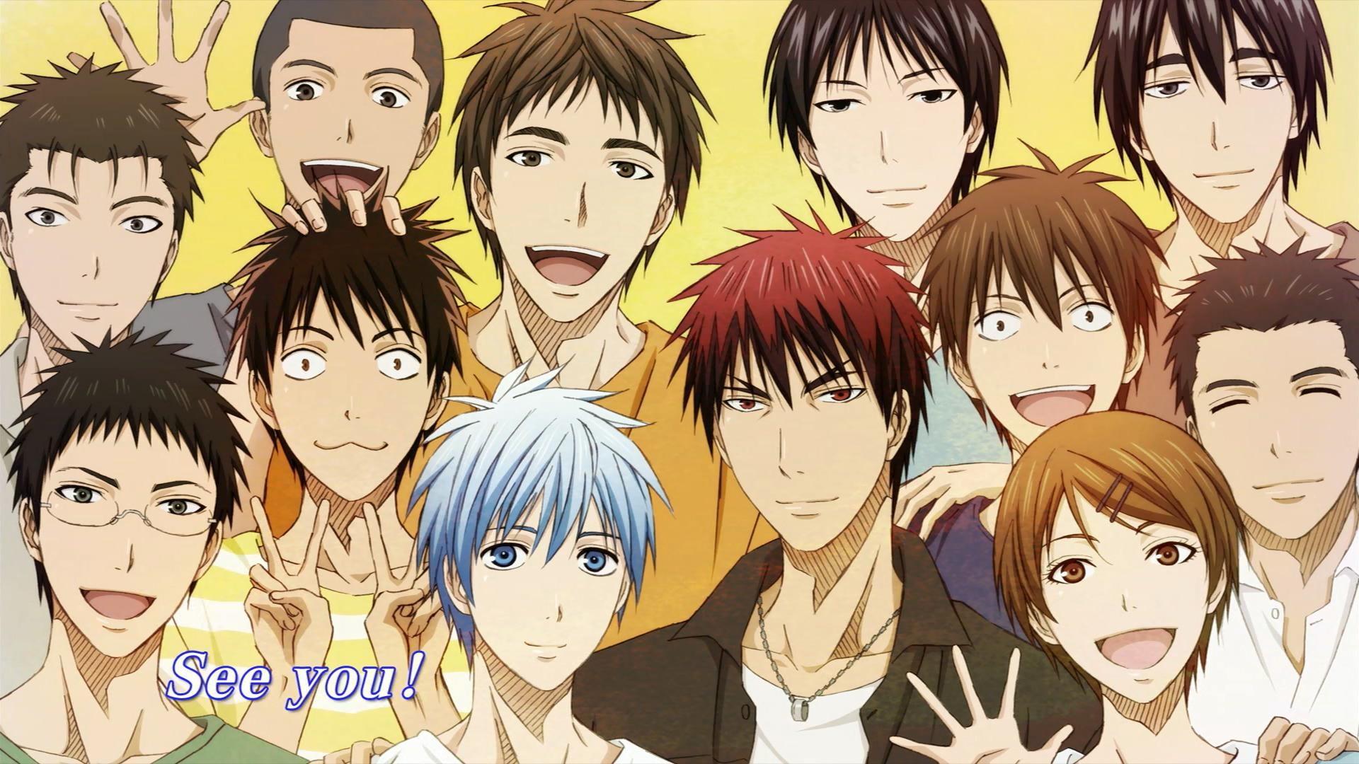 Anime Wallpapers Kuroko No Basuke HD 4K Download For Mobile iPhone & PC