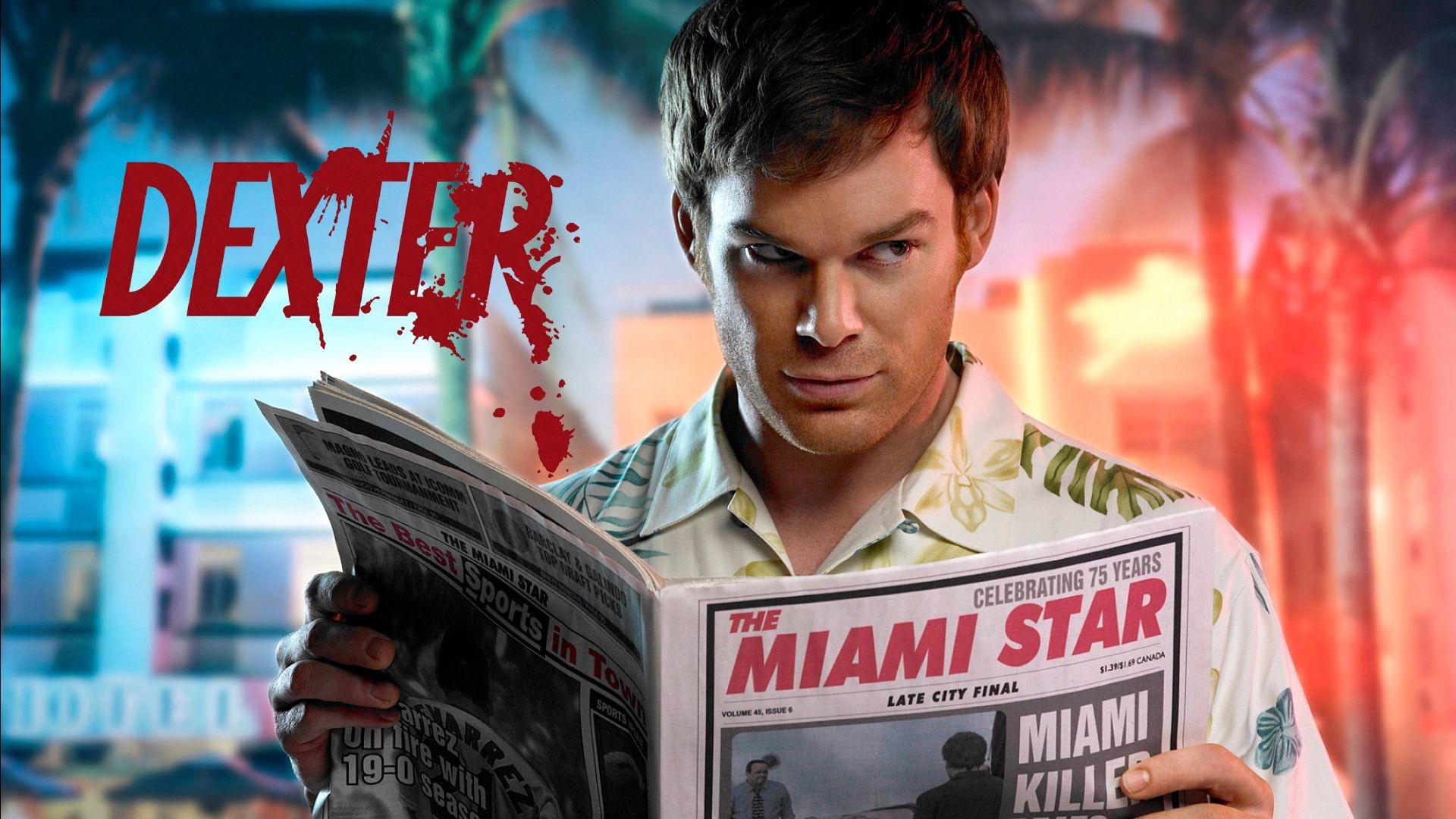 Movies: Dexter, desktop wallpaper nr. 58325 by elrincondelnabo .