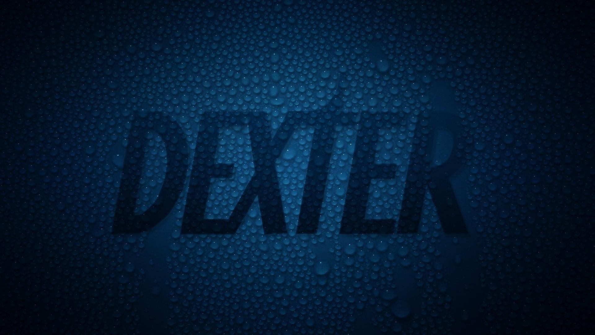 Wallpaper dexter, sign, drawing, drop