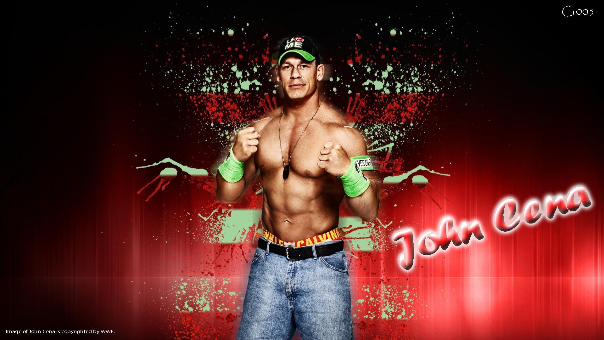 WWE Wallpapers Free John Cena 1920×1080