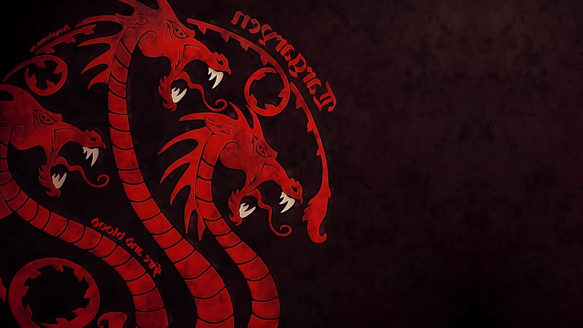 Game Of Thrones, Sigils, House Targaryen Wallpapers HD / Desktop and Mobile  Backgrounds