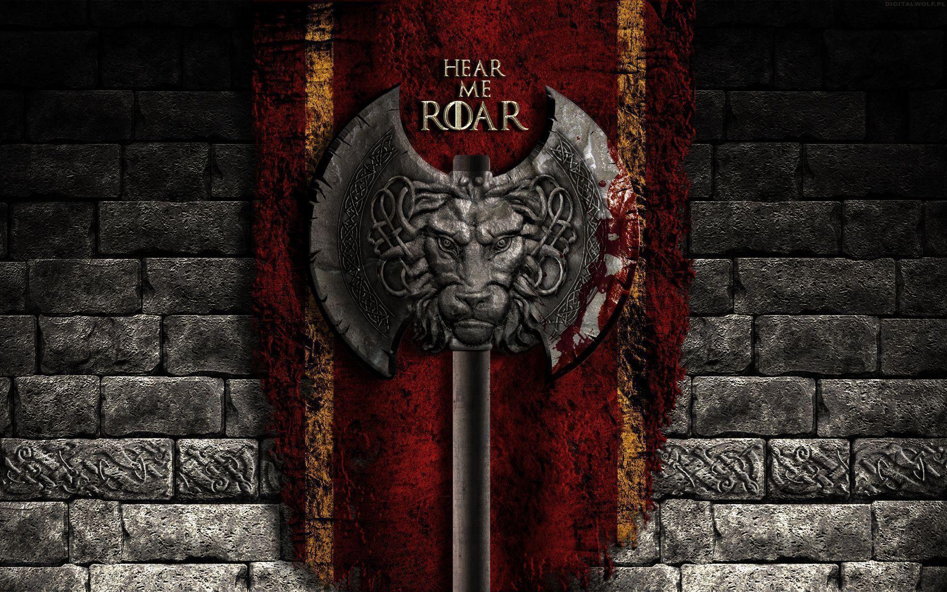 Wallpaper – House Lannister Logo by Kalangozilla on DeviantArt