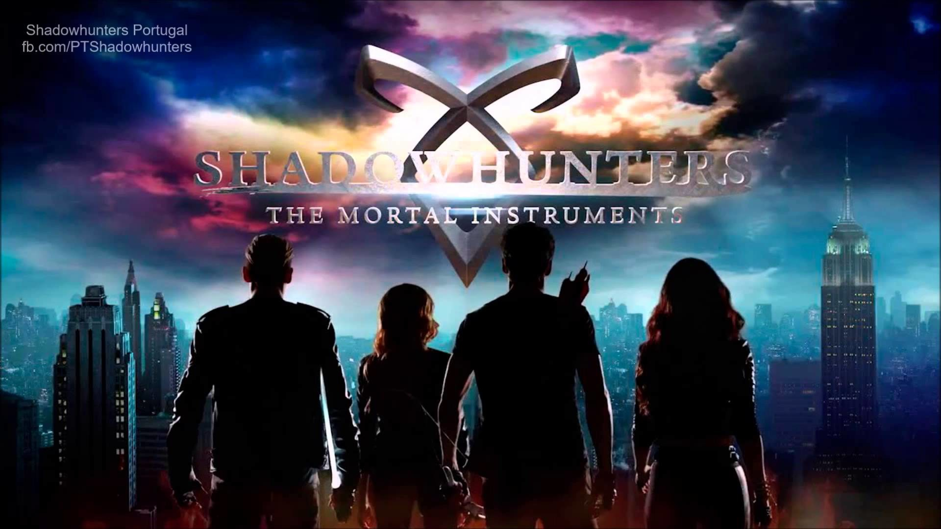 Shadowhunters 1×01 || Forever Young – Alphaville