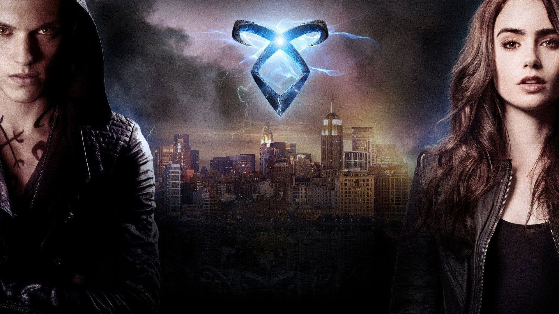 The Mortal Instruments Angelic Rune Wallpaper by NoahAtrid on .