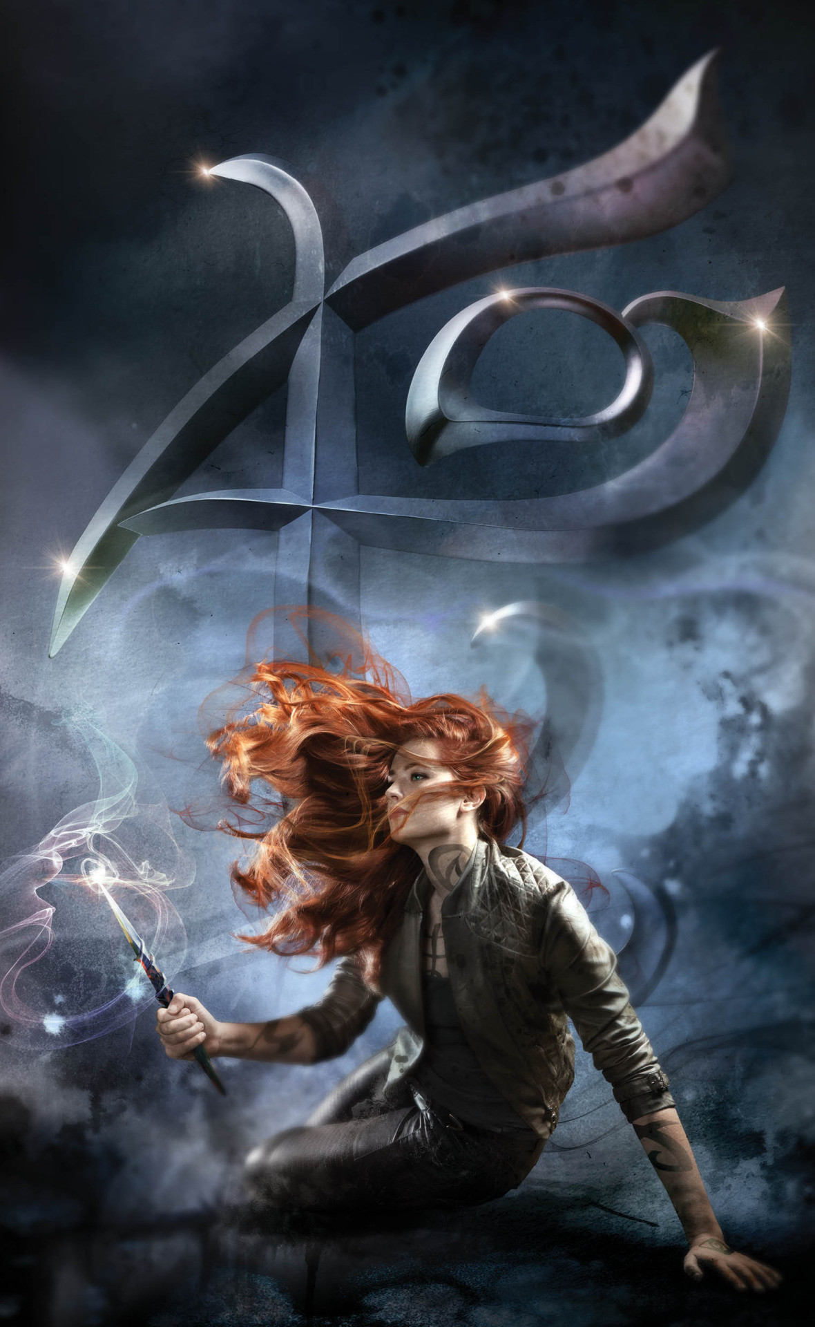 Clary – City of Ashes (Shadowhunters, The Mortal Instruments, book two) by  Cassandra Clare, special edition cover