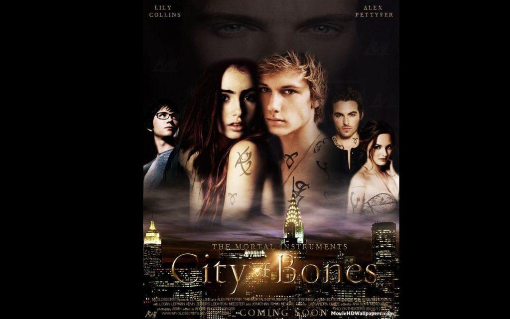Mortal Instruments Wal… Mortal Instruments City Of Bones Movie Wallpaper
