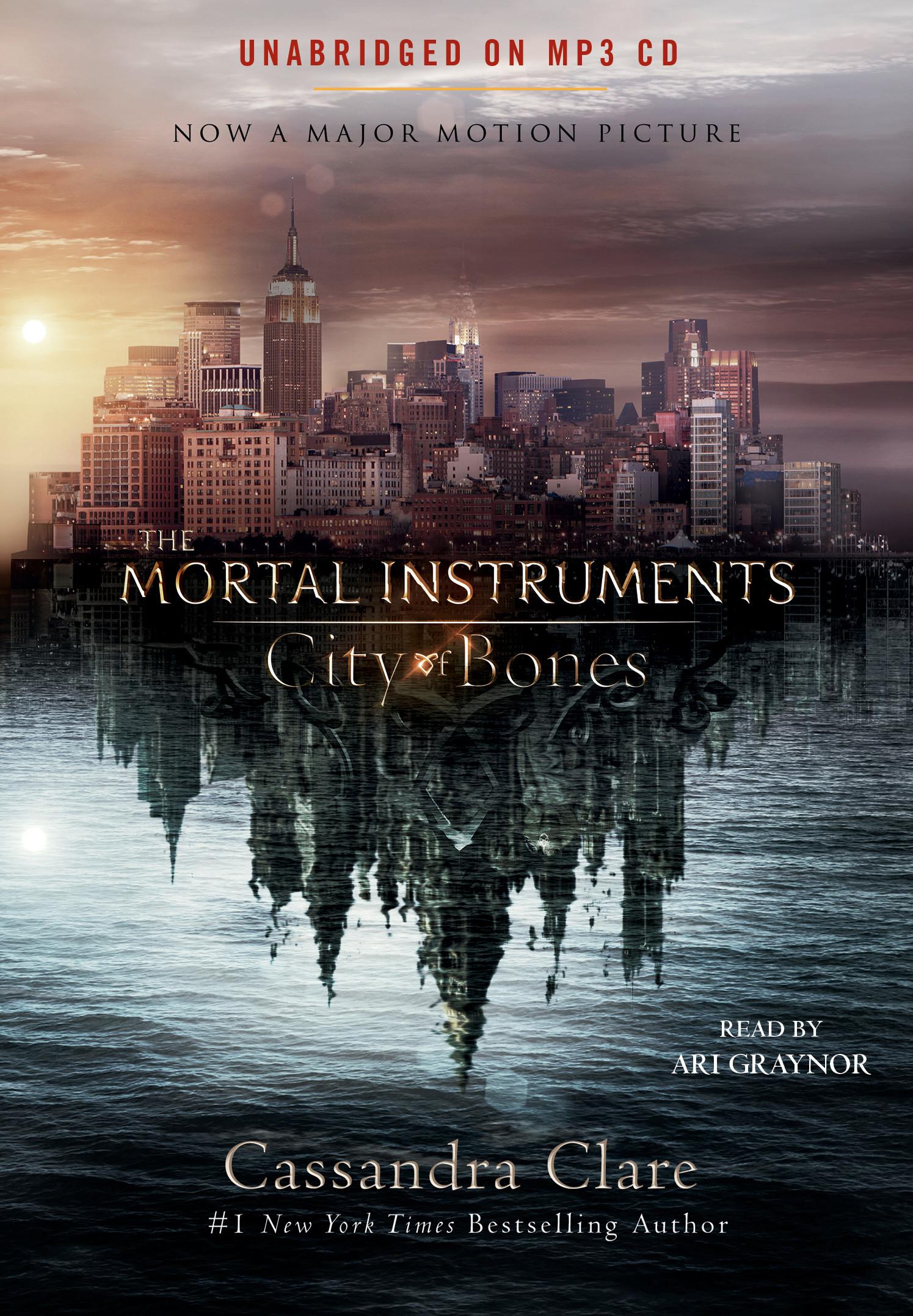 Book Cover Image (jpg): City of Bones
