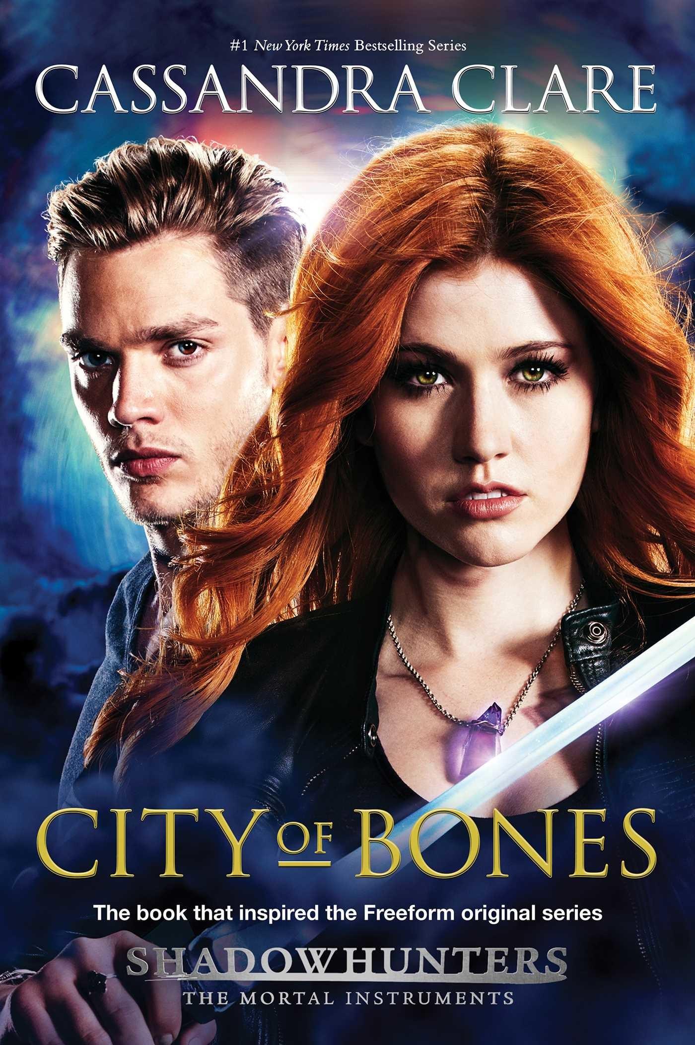 City of bones 9781481470308 hr