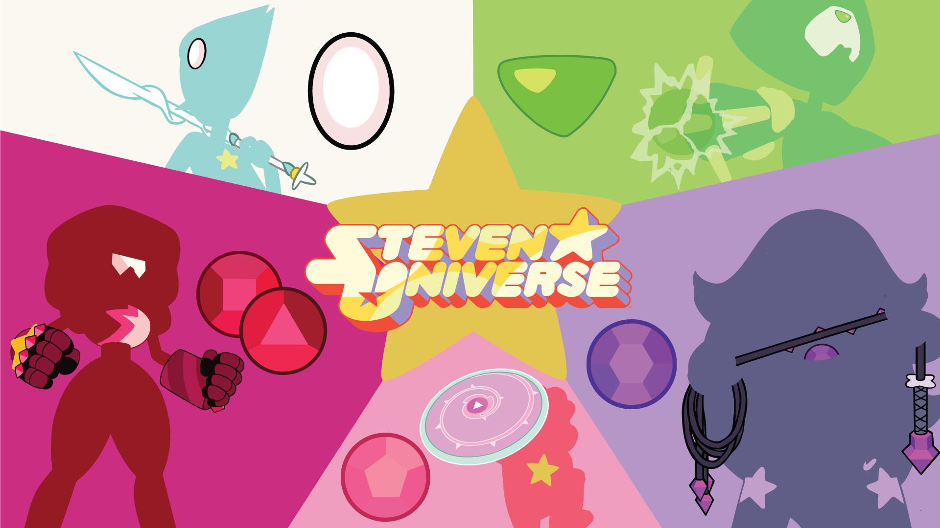 TV Show – Steven Universe Steven (Steven Universe) Amethyst (Steven Universe)  Wallpaper