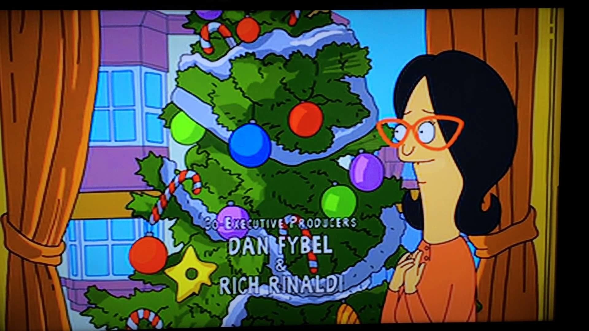 Bobs Burgers, early Christmas decorating- SUBSCRIBE!!!!!!!!!! Please!  Thanks! ❤ ❤️